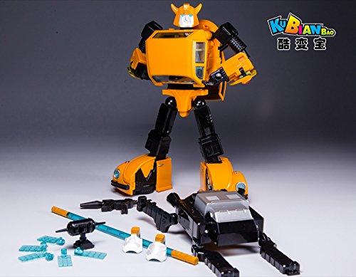 Transformers Ku Bian Bao Kbb Bumblebee