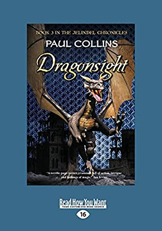 book cover of Dragonsight