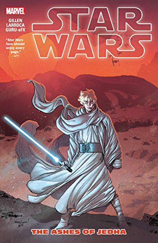 Star Wars Vol. 7: The Ashes of Jedha (Star Wars (2015-)) cover