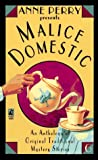 Malice Domestic, Anne Perry, 0671896334