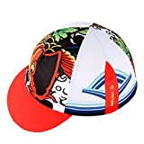 Uriah Cycling Cap Breathable Fits Under Helmet Carp Red