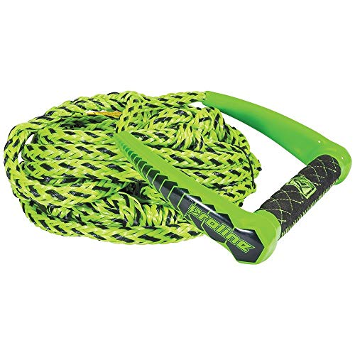 PROLINE Waterski Handle and 75' - 5 Section Rope Package
