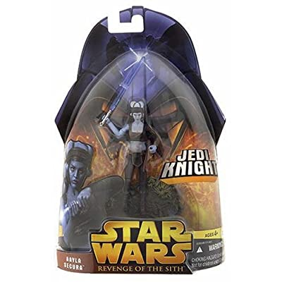 Hasbro Star Wars E3 B41 AAYLA SECURA: Toys & Games
