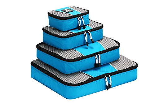 Packing Leebotree Luggage Organizers Accessories