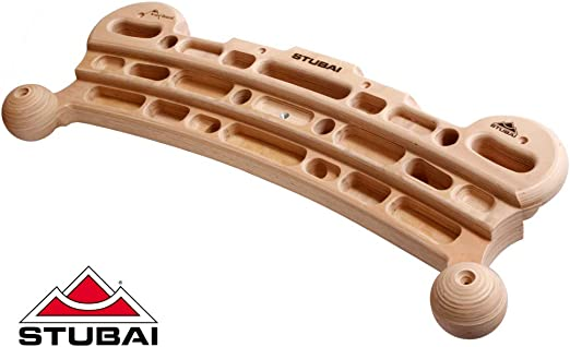 Stubai Kraxl-Board Rock Accesorio de Escalada, Unisex Adulto, marrón, Talla única
