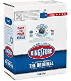 Kingsford Original Charcoal Briquettes, Easy-to-Open, Easy-to-Carry Package, BBQ Charcoal for Grilling – 17.5 Pounds…