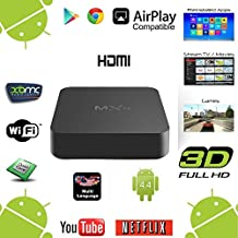 TV BOX Amlogic S805 Quad Core Android 4.4 Kodi H.265 XBMC WIFI Airplay Miracast 3D