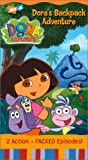DVD : Dora's Backpack Adventure [VHS]