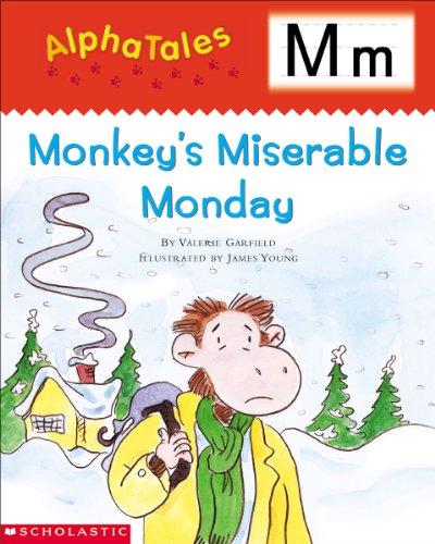 Marvelous Marbles (AlphaTales: M: Monkey's Miserable Monday (Alpha Tales))