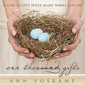 Audiobook Image. One Thousand Gifts: ...