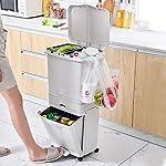 ZWSM-Clasificacion-De-3-Capas-Bote-De-Basura-Cocina-Plastica-De-Plastico-Y-Basura-Seca-con-Ruedas-Cestas-De-Almacenamiento-De-Contenedores-De-Reciclaje-para-Hogar