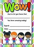 Mini Certificates Pad - Wow! - 50 sheets