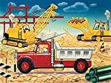 : Great American Puzzle Factory Construction Site Puzzle