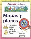 Mapas y Planos, Pam Robson, 9583018414