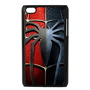 Spider-Man SANDY0092748 Phone Back Case Customized Art Print Design Hard Shell Protection Ipod Touch 4