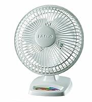 Lasko 2002W Personal Fan 6-Inch White