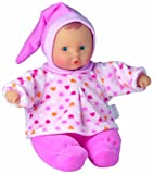 Corolle Babicorolle Pillow Soft 11″ Babipouce Doll (Sorbet), Baby & Kids Zone