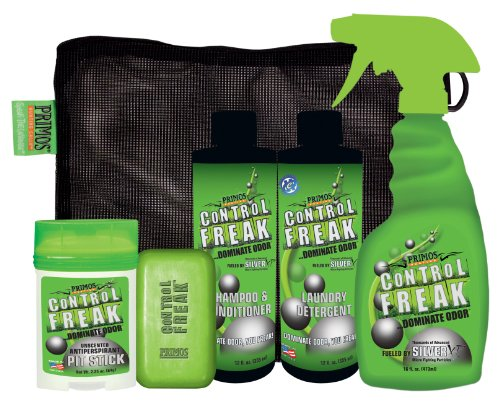 Primos Hunting Control Freak Scent Eliminator Complete Kit