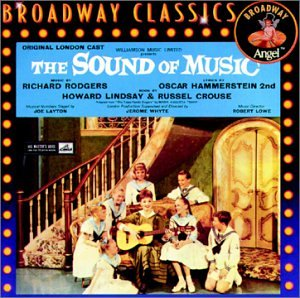 The Sound of Music (1961 London Palace Theatre Cast Recording)
