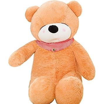 5bb1551f13c5 XXL Large Teddy Kids Soft Plush Bear Giant Toys Doll Cute For Valentines