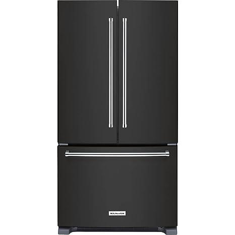 Amazon.com: KitchenAid Negro Acero Inoxidable counter-depth ...