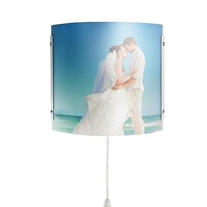 Lámpara de pie - Estampado individual - Personalizado con tu ...
