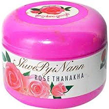Shwe Pyi Nann Rose Thanakha Powder 140 Gm