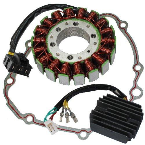 (Caltric STATOR&GASKETRECTIFIER REGULATORFits HONDA600RR CBR600RRCBR-600RR 2003-2006)