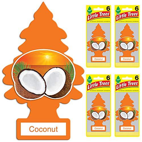 Top coconut air freshener car