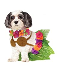 Rubies Costume Company Hula Girl Pet Costume, Medium