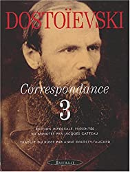 Correspondance, tome 3 : 1874-1881