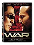 War (2007) (Full Screen) (2008) DVD; Jet Li; Jason Statham