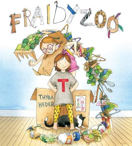 Fraidyzoo from Hachette Book Group