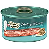 Purina® Fancy Feast® Medleys® Shredded White Meat Chicken Fare Cat Food 85g Can