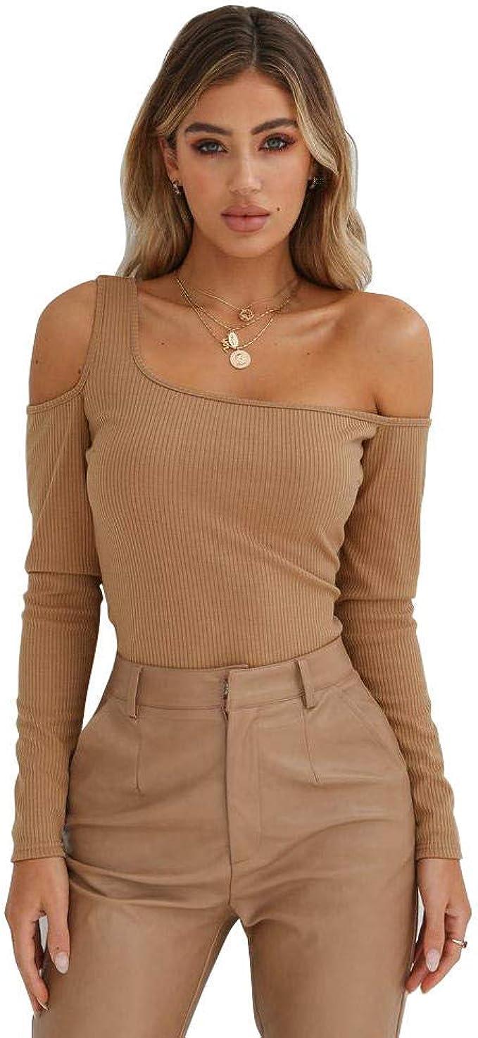 Promworld Camisa de Mujer Larga Elegante Camisas a Cuadros, Top Delgado Sexy, A-Line sin Espalda Vestido: Amazon.es: Ropa y accesorios