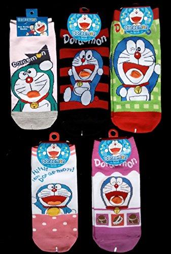 Doraemon Short Socks Children ( 5 - Keepsake Stuffer Balloon Machine