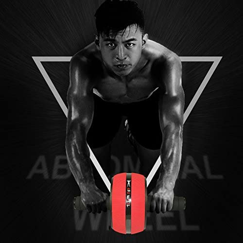 Ab Wheel Carver Pro Roller for Core Workouts, Abdominal Roller Wheel with Knee Pad, Home Gym Toning and Core Tightening, Fitness Abdominal Exercise Equipment 6