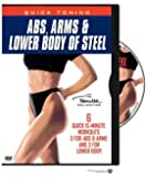 Quick Toning: Abs, Arms & Lower Body of Steel