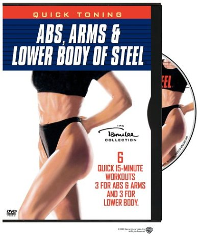 (Quick Toning: Abs, Arms & Lower Body of Steel)