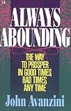 Always Abounding, John Avanzini, 0892745819