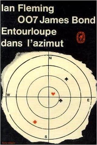 Livres gratuits en ligne 007 James Bond - Entourloupe dans l'azimut epub pdf