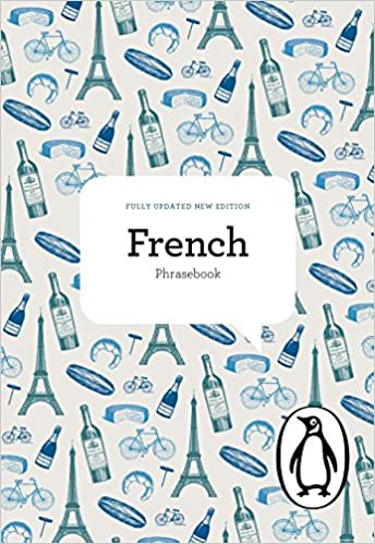 photo regarding French Travel Phrases Printable called : The Penguin French Phrasebook: Fourth Model