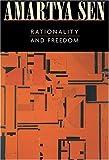 Rationality and Freedom, Amartyá Sen, 0674009479