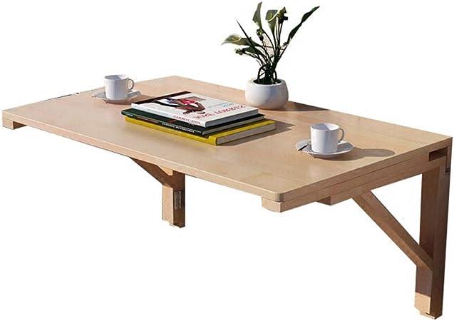 Ju Fu Table Pliante Table Pliante Pour Ordinateur Mural Table Murale Pour Salle A Manger Pliante Creative Taille 60 40cm Amazon Fr Cuisine Maison