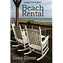 Beach Rental (Large Print) (Emerald Isle, NC Stories) (Volume 1)
