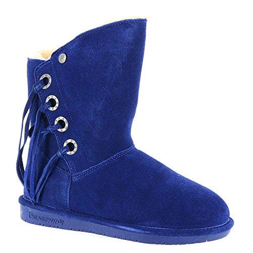 Arya-schoen Van Bearpaw Vrouwen Kobaltblauw