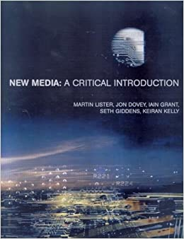 Book New Media: Practices of Digitextuality (AFI Film Readers)