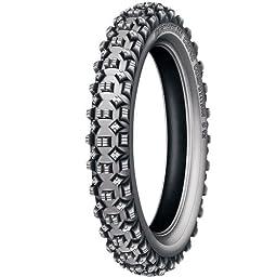 Michelin S12 XC Motocross Front Tire - 90/90-21