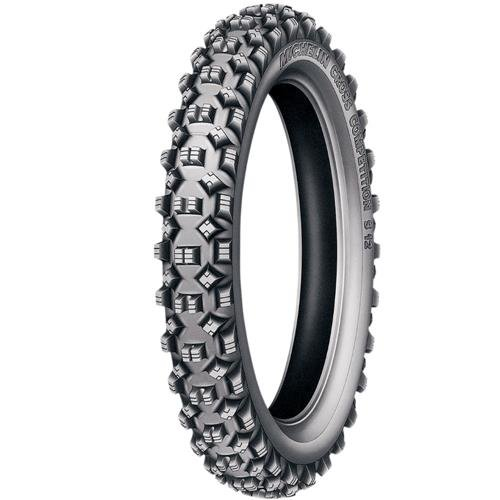 Michelin S12 XC Motocross Front Tire - 90/90-21