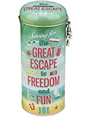 Boxer Great Escape Spardose für Urlaub